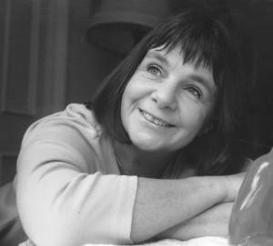 Forfatter Julia Donaldson bor i Glasgow, og ble i juni 2011 utnevnt til Waterstone's Children's Laureate for 2011-2013. Foto: Omnipax
