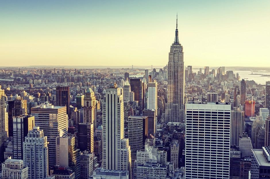Manhattan Skyline. Foto: Apollo.no /mynewsdesk.no