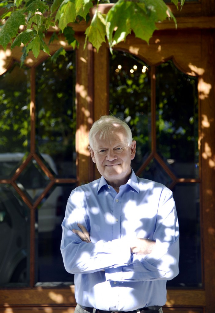 Peter Daae, grunnlegger og daglig leder av IMPACT Norway