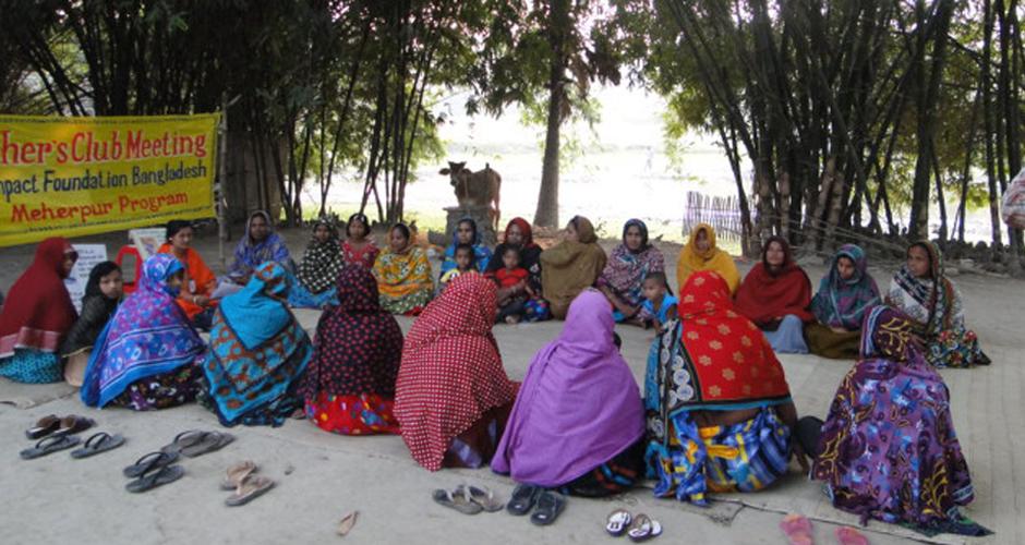 Mothers Club nettverket omfatter over 20,000 kvinner