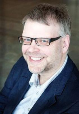 Hans Rosenfeldt. Foto Aschehoug Forlag