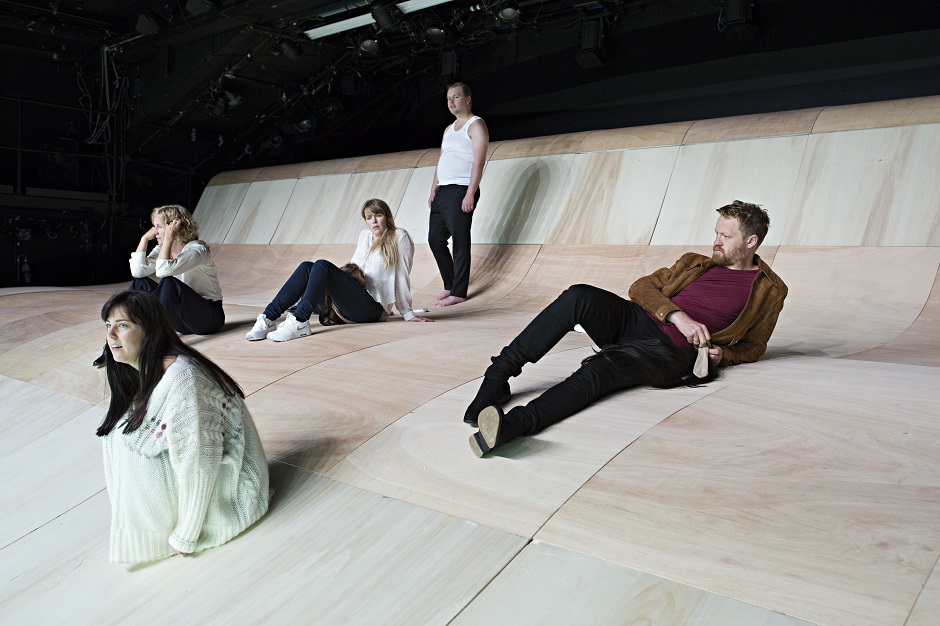 Premiere på nationaltheatret høsten 2016